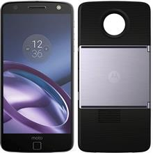 Motorola Moto Z LTE 32GB Mobile Phone With Moto Mods Insta Share Projector Module